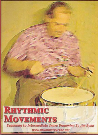 Rhythmic Movements – Beginning to Intermediate Snare Drumming