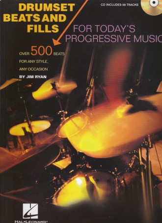 Drumset Beats and Fills: For Today's Progressive Music
